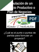 2_formulacion Plan de Negocio