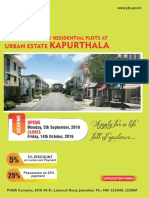 Brochure Kapurthala Urban Estate