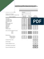 AWWA M22 Spreadsheet