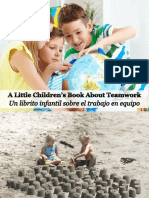 Un Librito Infantil Sobre El Trabajo en Equipo - A Little Children's Book About Teamwork