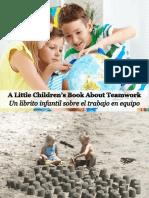 Un Librito Infantil Sobre El Trabajo en Equipo - A Little Children's Book About Teamwork