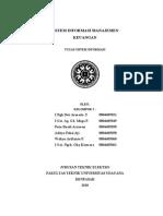 Makalah Sistem Informasi Manajemen Keuangan (SIM) Keuangan