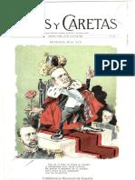 Caras y Caretas - 0042 - 22-07-1899