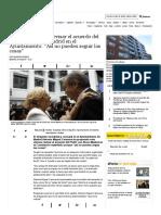 Carmona Propone Revisar El Acuerdo Del PSOE Con Ahora Madrid en El Ayuntamiento_ _Así No Pueden Seguir Las Cosas