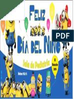 banner dia del niño PEDIATRIA