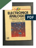 Electrónica Analógica... L. Cuesta.....- A. Gil Padilla.... - F. Remiro...