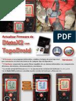2016-10-09 Manual Firmware DistoX2 TopoDroid