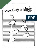 قاموس الموسيقى