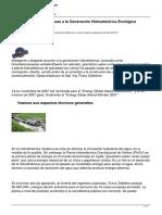 Planta Hidroelectrica de Vortice