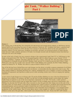 US M41 Light Tank
