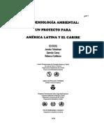 Epidemiologia Ambiental Proyecto. 1.2