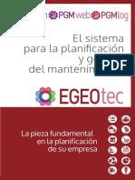 El Sistema Para La Planificación y Gestión Del Mantenimiento