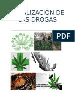 Legalizacion de Las Drogas