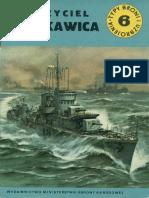 TBiU 006 - Niszczyciel 'Błyskawica'