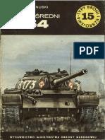 TBiU 015 - Czołg Średni T-54