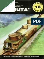 TBiU 018 - Pociąg Pancerny 'Danuta'