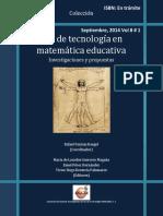Uso de Tecnologia en Matematicas