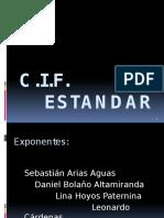 C.I.F ESTANDAR(1)