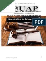 LEY DE COMPETENCIA NOTARIAL EN ASUNTOS NO CONTENCIOSOS LEY N°26662