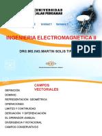 Semana 01(1) electromagnetismo
