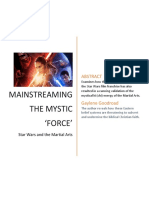 Mainstreaming the Mystic Force (E-book Version)