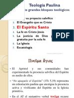 Teologia Paulina 03 El Espiritu Santo