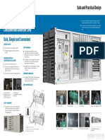 Diesel Generator Containerized Design