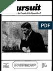 PURSUIT Newsletter No. 84, Fourth Quarter 1988 - Ivan T. Sanderson