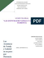 GUION GRUPAL TEATRAL