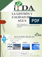 3. Calidad Ambiental (Agua) - 15-05-16
