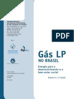 Gás LP no Brasil - Energia Para o Desenvolvimento e o Bem Estar Social