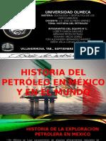 Historia Del Petróleo en México y en El