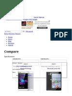 Allview P8 Energy vs. Microsoft Lumia 950 - GSMArena.com
