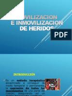 Tema 19 Movilizacion y Evacuacion de Heridos