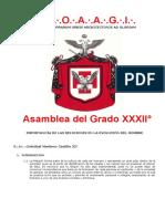 Importancia de las Religiones en la Evolución del Hombre - E.·.H.·. Cristóbal Martínez Castillo 32°