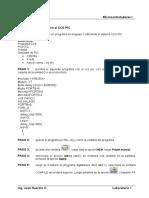 PROGRAMACION EN C++ MICROCONTROLADORES
