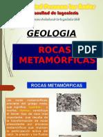 Geologia - Clase Vi -A Rocas Metamorficas