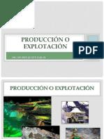 05.- Producción o Explotación-1