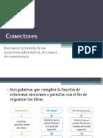 Conectores_4°