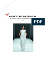 China Fashion Industry Kansenrapport