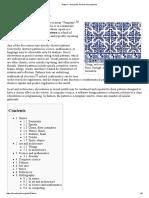 Pattern - Wikipedia, The Free Encyclopedia