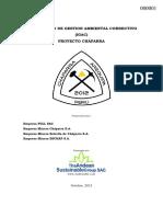 IGAC - Proyecto de Explotación Chaparra - Resumen Ejecutivo