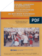 La Economía Política Peruana de La Era Neoliberal 1990 - 2006