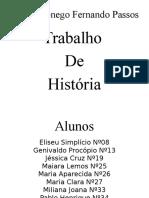 Slide Historia