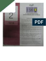 class 2 Isko Paper 2016