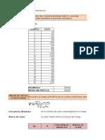 Funciones Estadísticas - Aplicaciones