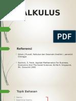 KALKULUS_2-Matriks