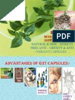 G3T Herbal Capsules
