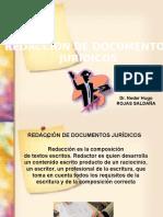Redacción de Documentos Jurídicos