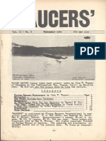 SAUCERS - Vol. 2, No. 3 - September 1954